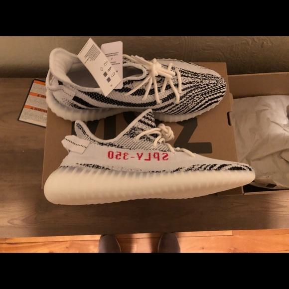 separation shoes ac547 de450 Yeezy boost 350 NWT